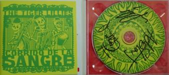 The Tiger Lillies - Corrido De La Sangre - signed CD