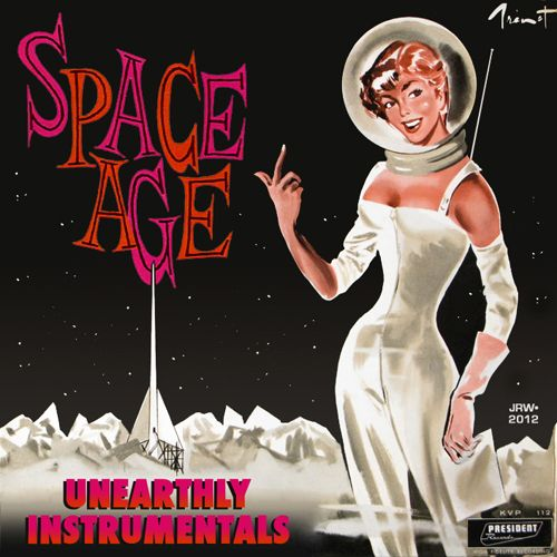 Duane Eddy - Unearthly Instrumentals of the Last Space Age